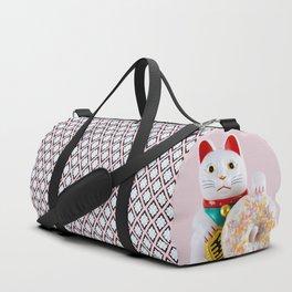 Maneki Donut Duffle Bag