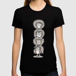 Hedgehog Totem T-shirt