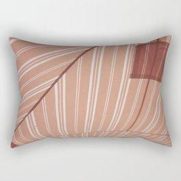 White Sands, New Mexico - WSNM03 Rectangular Pillow