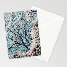Spring bloom Stationery Cards