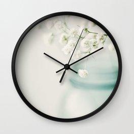 Breathless Wall Clock