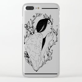 The Unexpected Journey Clear iPhone Case