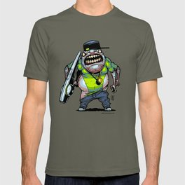 Roswell gang - Lil Fezzo - Villains of G universe T-shirt