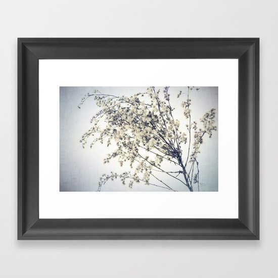 Winter's Chill Framed Art Print