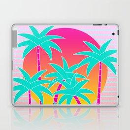 Hello Miami Sunset Laptop & iPad Skin