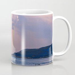 Rainbow on the Coast Coffee Mug