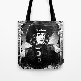 Bewitching Mirror Tote Bag