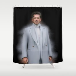 gab Shower Curtain