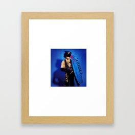 0untcm0 Framed Art Print