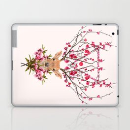 Spring Deer Laptop & iPad Skin