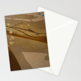 joelarmstrong_rust&gold_073 Stationery Cards
