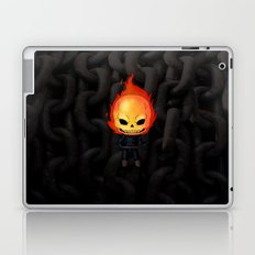 Chibi Ghost Rider Laptop & iPad Skin