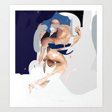 BREATHWORK Art Print