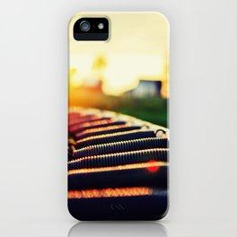 Trampoline iPhone Case