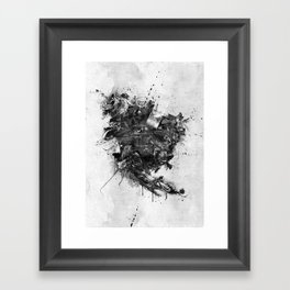 Wild North America Framed Art Print