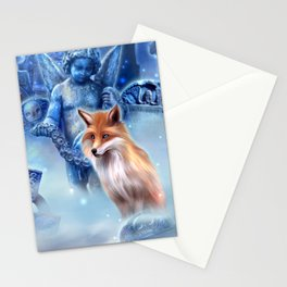 Spirit of the Fox Stationery Cards