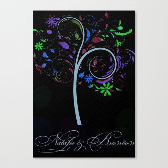 wedding gift Canvas Print