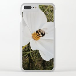 bumble Clear iPhone Case