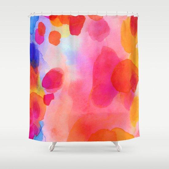 Speechless Shower Curtain