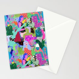 Sisters of Earth Stationery Cards