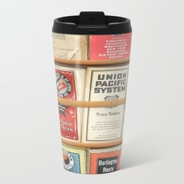 American Rail Brochures, Steamship Lines & More! Travel Mug