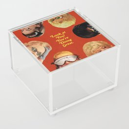 Look at You! Acrylic Box