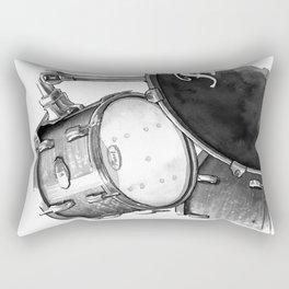 Drums Rectangular Pillow