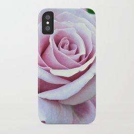 Blushing Bloom iPhone Case