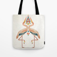 couple of birds Tote Bag
