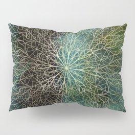 Forest Mandala Pillow Sham