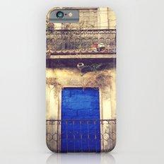 Blue door iPhone 6s Slim Case