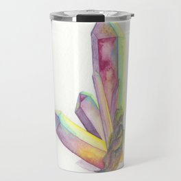 Abundance Quartz Travel Mug