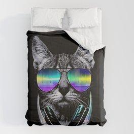 Dj Cat Comforters