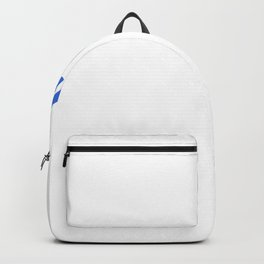 Contact Sport Pun Transmitter or Receiver Gift Backpack