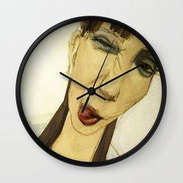 Cul Of Pen Wall Clock
