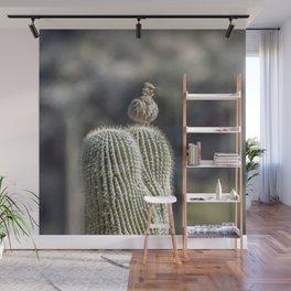 """""""Desert Curve-Bill"""" by Murray Bolesta Wall Mural"""