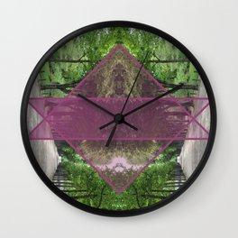paris park Wall Clock