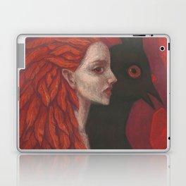 Psychopomp Laptop & iPad Skin