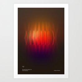 Design Artifact #1 Art Print