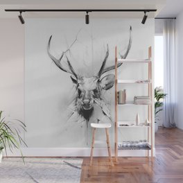 Stag Wall Mural