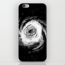 Spiral Galaxy 1 iPhone Skin