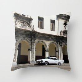 Havana 35 Throw Pillow