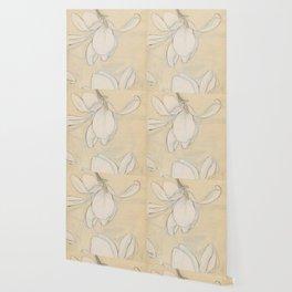 Magnolias Wallpaper