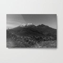 The mountain called white woman Metal Print