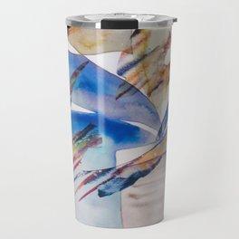 Diving Swifts Travel Mug