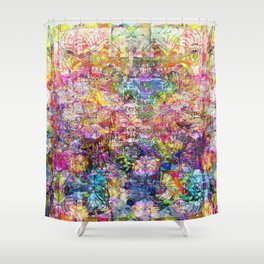 Dance Like There's No Tomorrow Shower Curtain