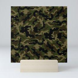 Camouflage Art3 Mini Art Print