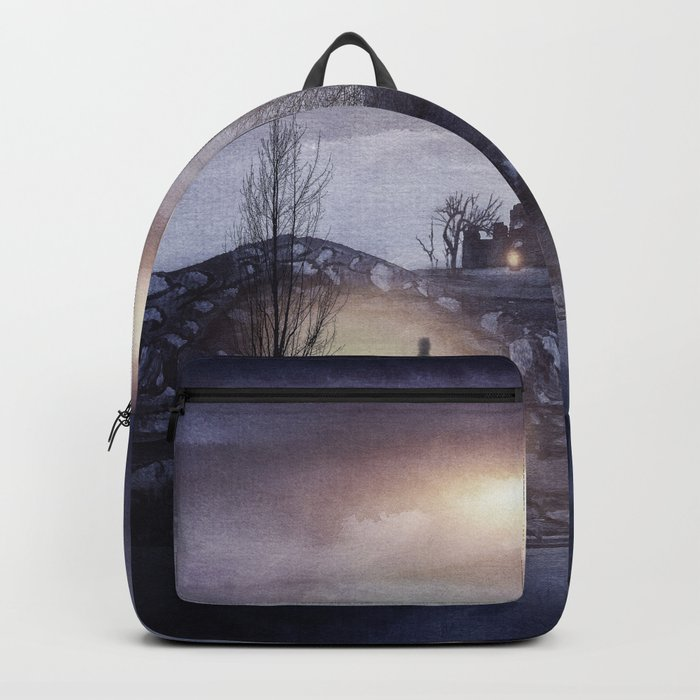 Tales of Halloween III Backpack