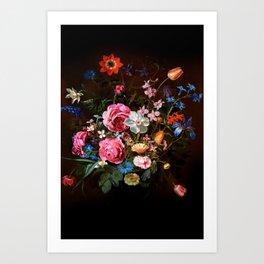 Bohemian Still life  Art Print