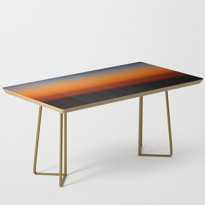 Sunrise Coffee Table